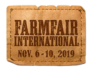 Farmfair International - Nov 6-10, 2019