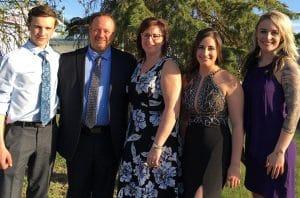 Lychak Family - BMO Farm Family Awards 2019