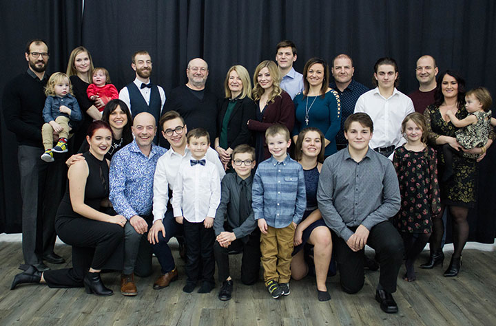 Maisonneuve Family - BMO Farm Family Awards 2019