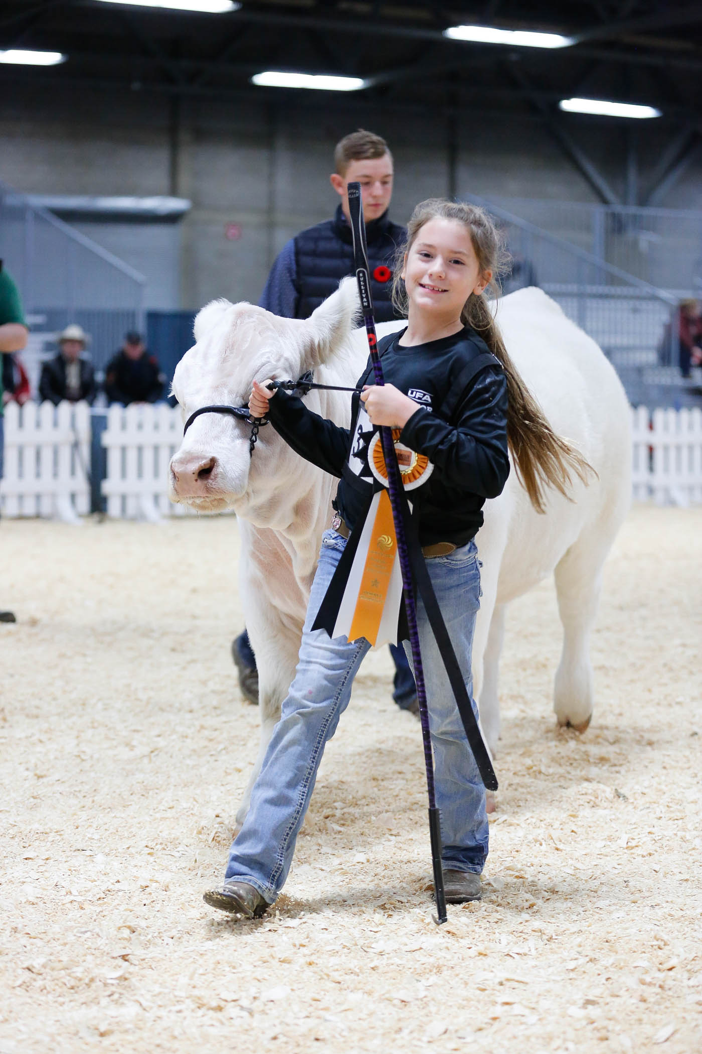 UFA Junior Futurity - Pee Wee Show