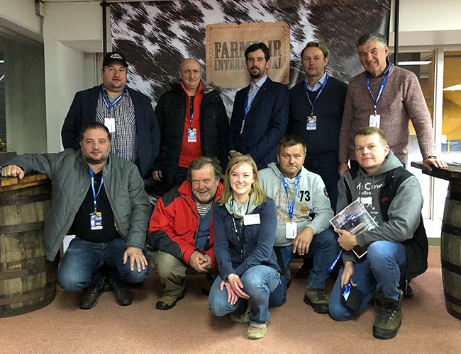 International Tour - Inbound Buyer Program - Farmfair International