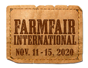 Farmfair International - Nov 11-15, 2020