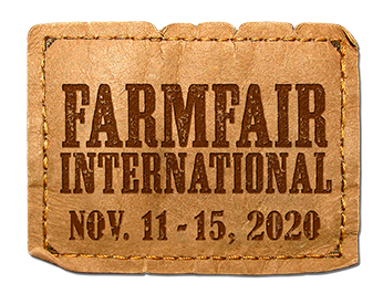 Farmfair International Nov 11-15, 2020