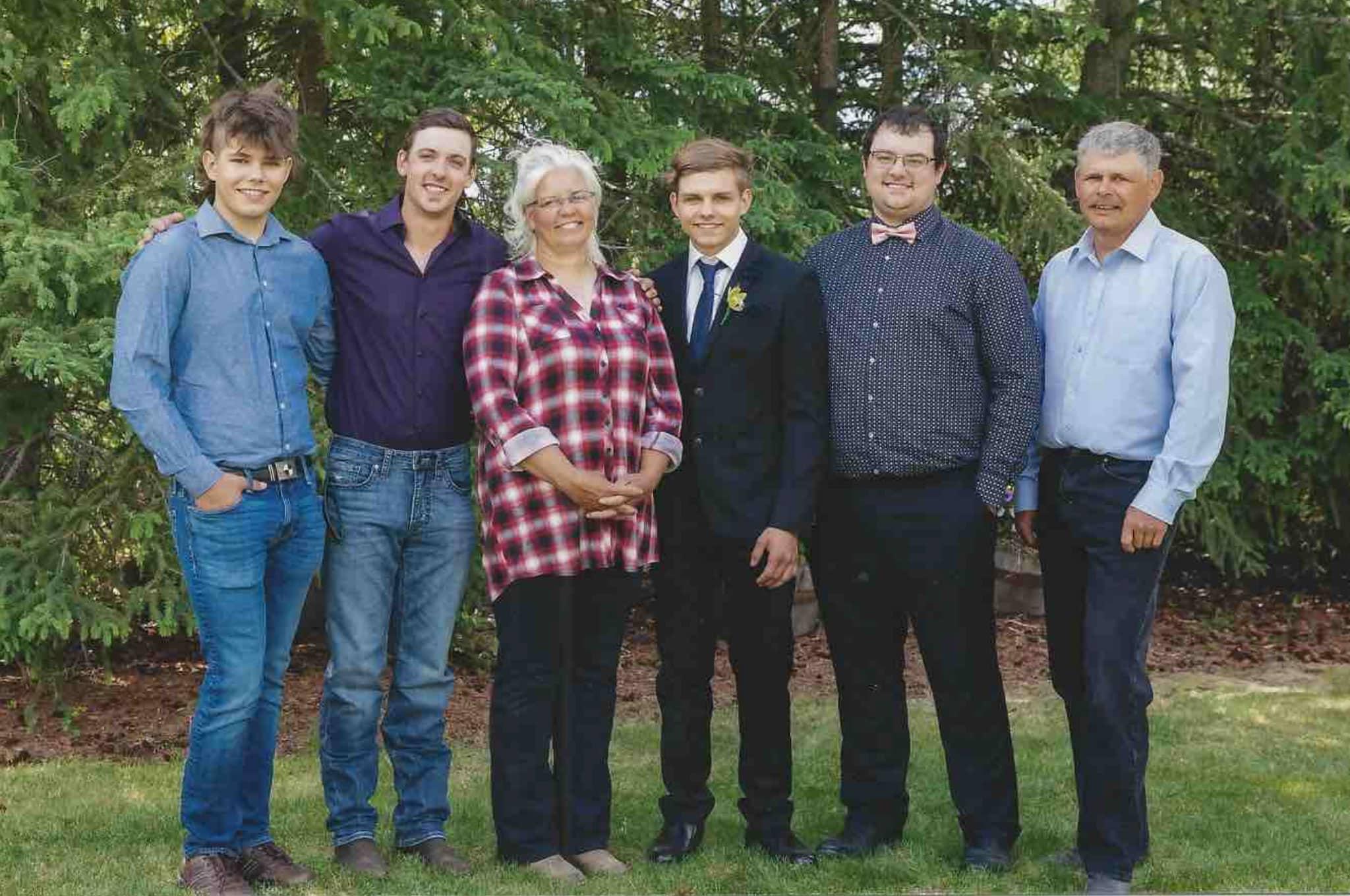 Basnett Family - Farm Family Awards