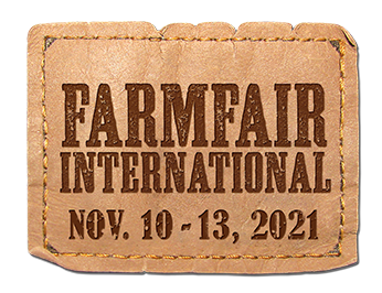 Farmfair International Nov 10-13, 2021
